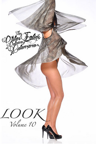 Les P'tites Folies Vol 9 is a collection of handmade clothing and lingerie made in France by Patrice Catanzaro