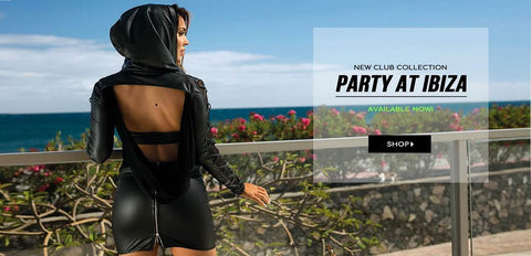 "New Sexy Line collection ""Party at Ibiza"" by Axami Lingerie Poland"