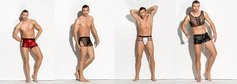 Men`s lingerie collection made in Poland by Me Seduce