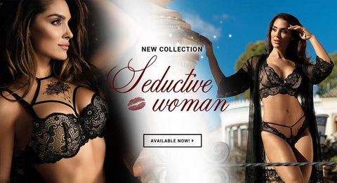 Seductive Woman new lingerie collection by Axami lingerie Poland