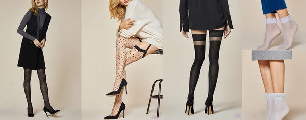 Fiore hosiery femme collection