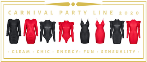 Carnival Party clothing collection by Demoniq
