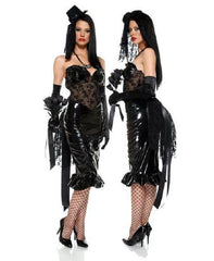 Darque Bride fancy dress costume