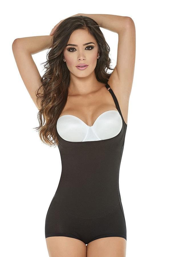 Thermal Abdomen Slimmer Bodysuit
