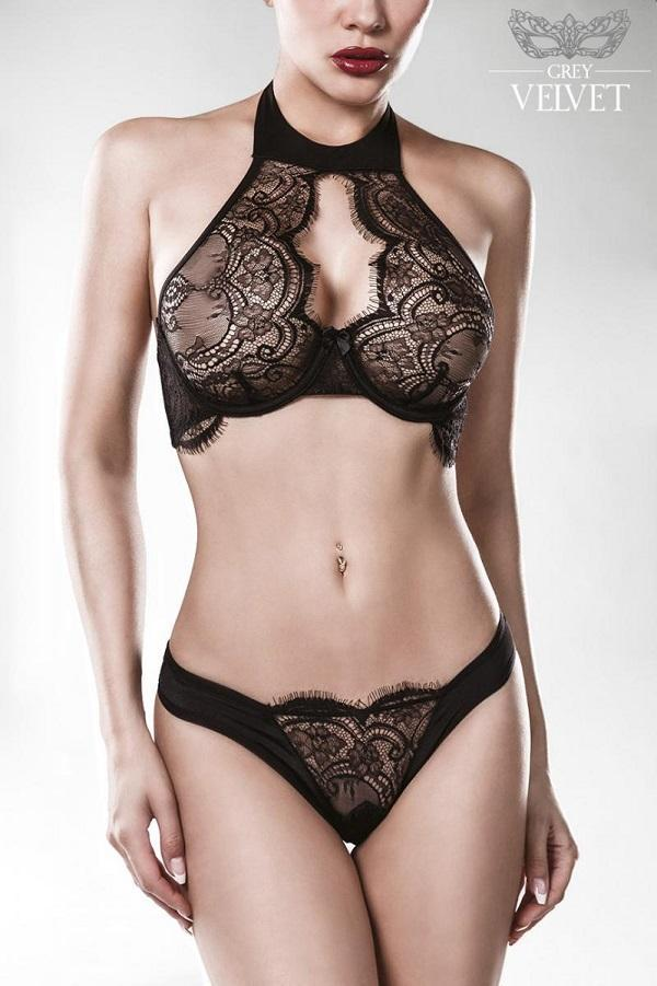 Halter-Neck bra and panty