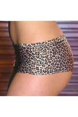 Cheetah Ladies Boy Shorts