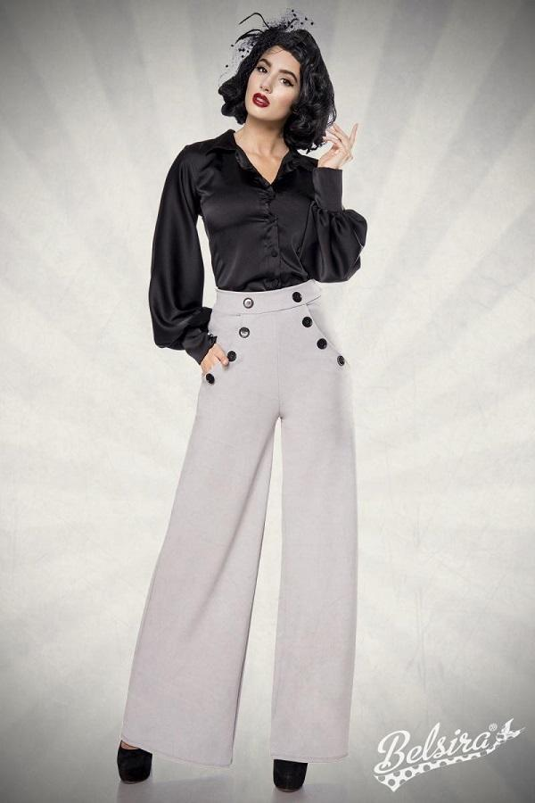 Marlene Trousers Grey