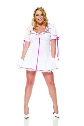Fancy dress Nurse inspired costume