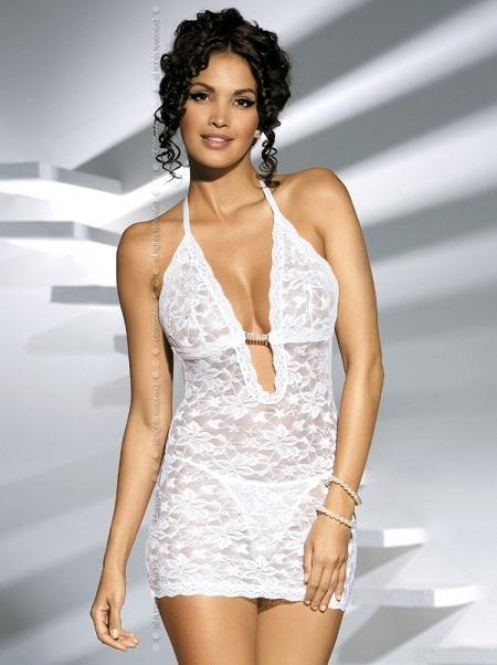 White Lace nightdress