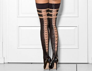 Stockings Axami - V-7684 Churro Con Nutella