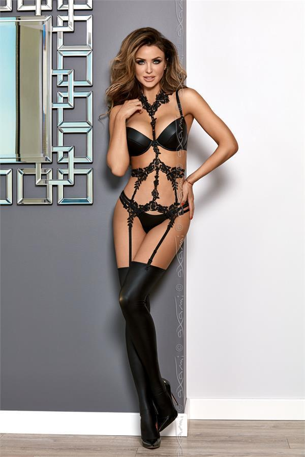 Body lace harness V-8346