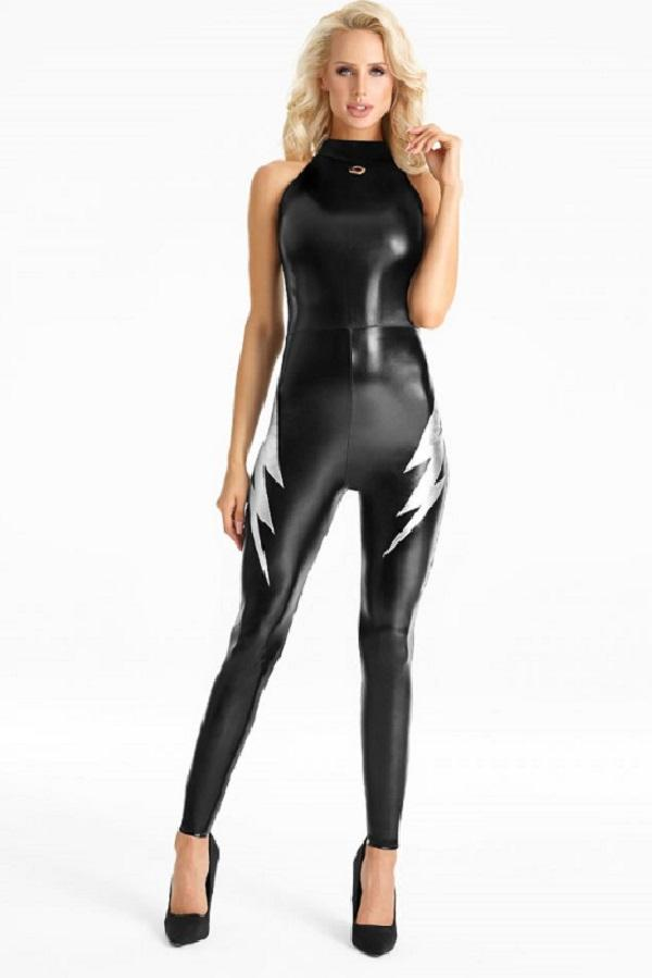 Ladies Cat-Suit CS048