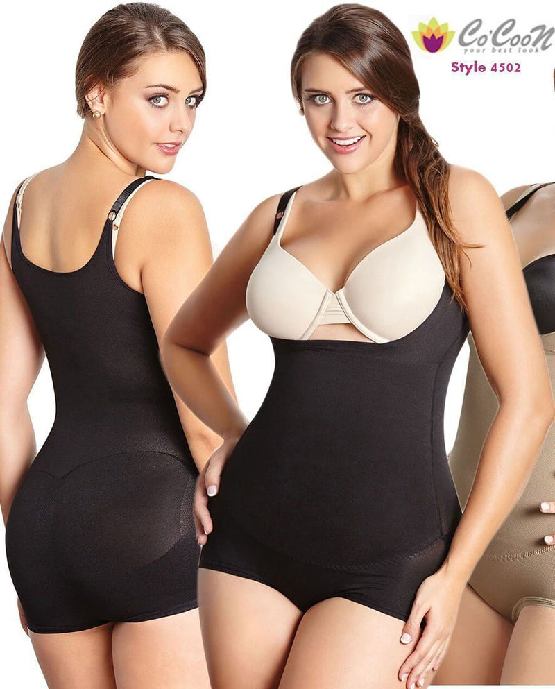 Cocoon 4502 Plus Size Women Thermal Body Shaper