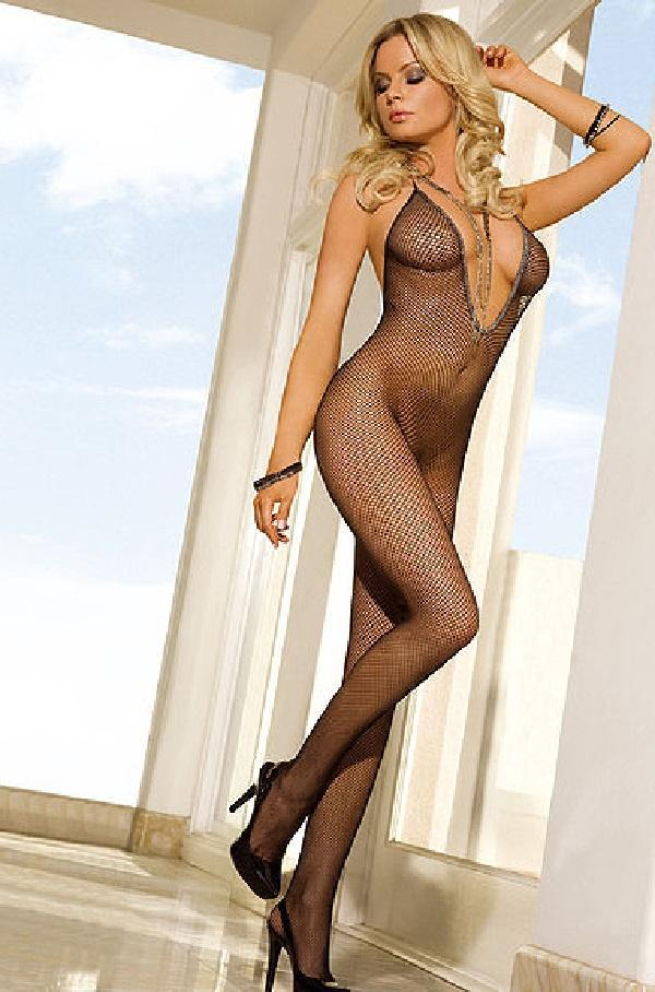 Fishnet Bodystocking EH201