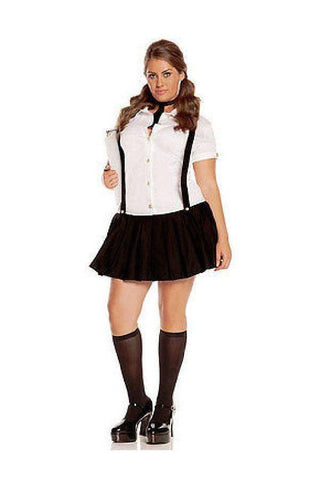 Shop for Plus size costumes at Flirtywomen: Air Hostess costume ...