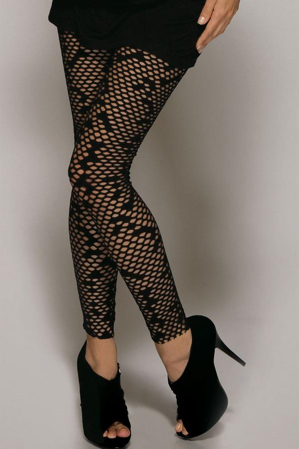 Netted Leggings 220186