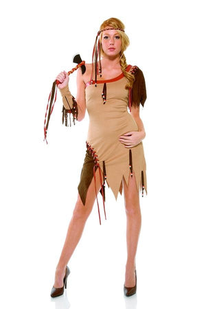 Top of the Tribe Indian costume