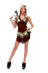 Persuasive Native COSTUME