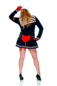 Nautical sailor fancy dress
