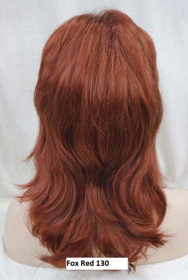 Fox Red Wig 3009A