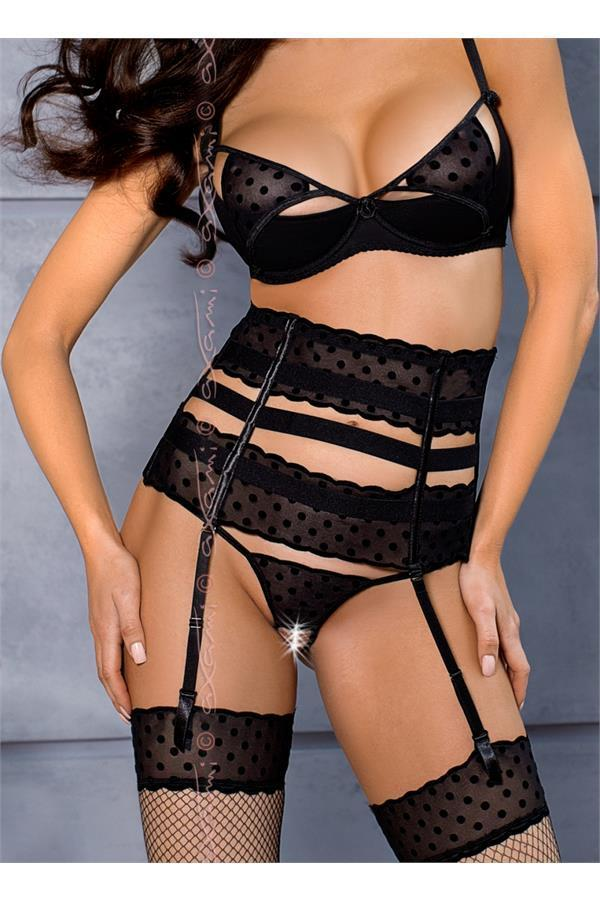 Garter belt V-6122 New York