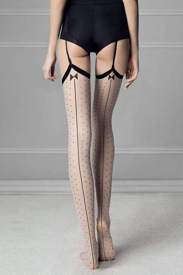 Gossip Spotted Stockings