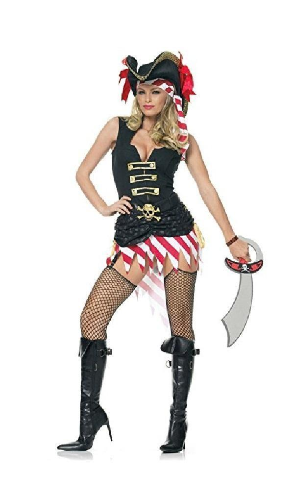 Captain Marauder Pirate costume  sc 1 st  Flirtywomen & Buy Captain Marauder Pirate Costume at Flirtywomen for only u20ac29.95 EUR