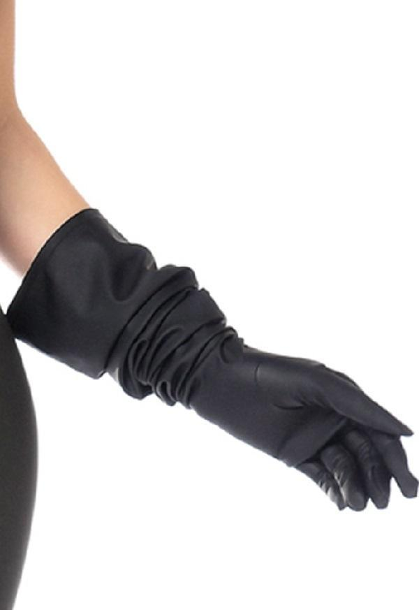 Long gloves neoprene