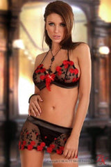 Three piece lingerie set Magnetic
