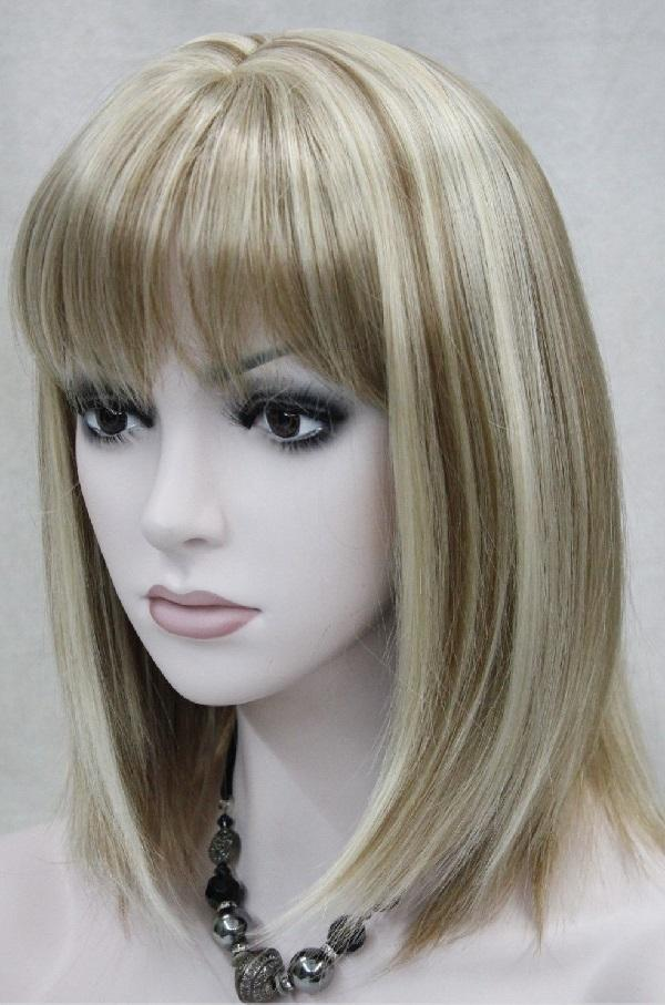Mixed Blonde Wig 345