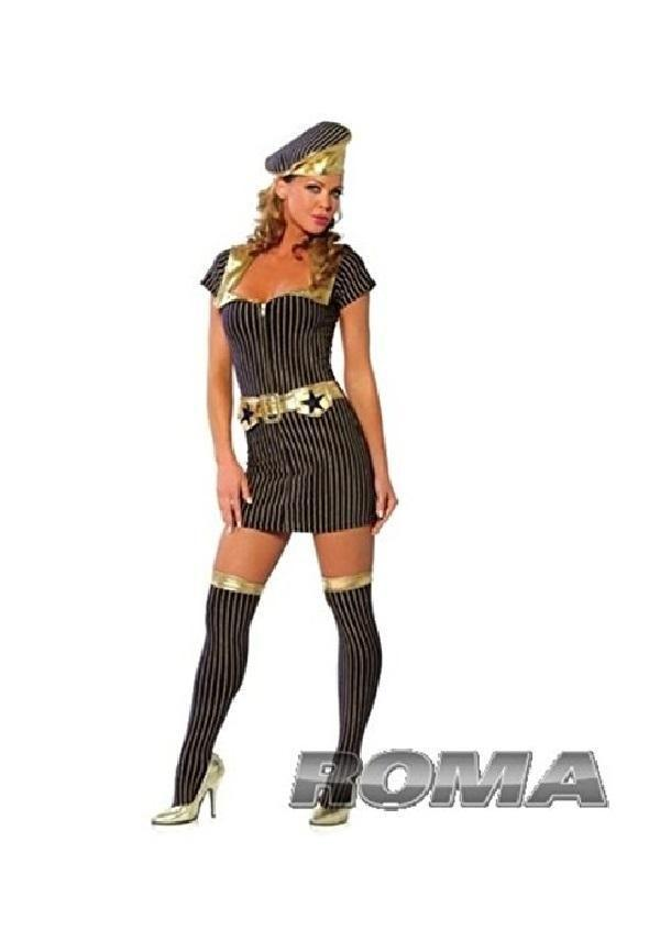 Navy Dress Costume