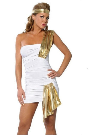Goddess themed fancy dress