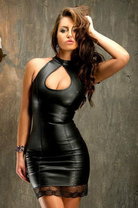 Eco Leather Dress SL 2009