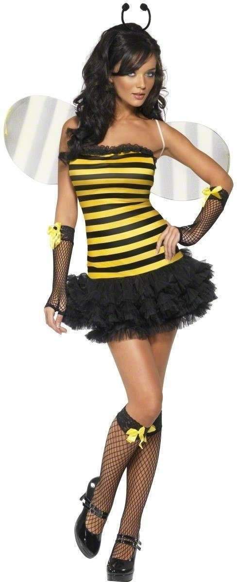 Bumble Bee Fairy Costume