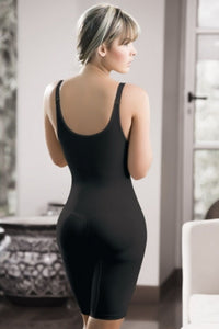 Full Body Braless Maxcontrol Shaper Black