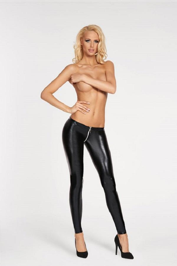 Wet-Look Leggings Valera