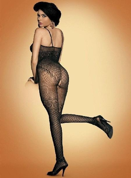 Black bodystocking