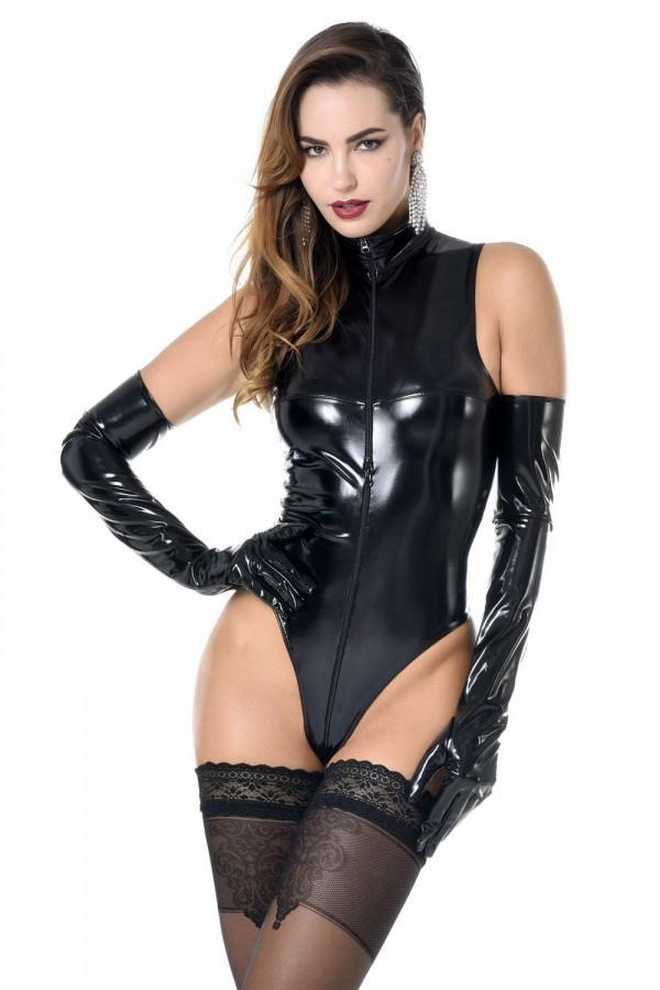 Black Vinyl Body Manon