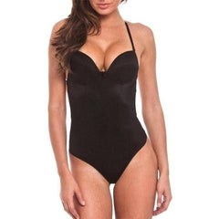 Thong back black body Shaper