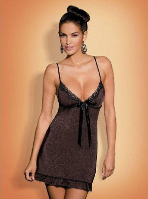 Brown nightdress