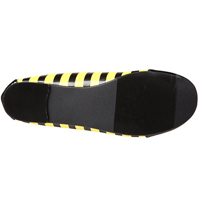 Bumble bee fancy dress shoes - Flirtywomen