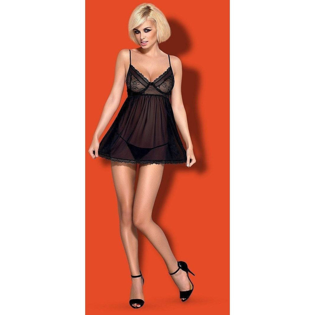 Charming Lingerie Babydoll - Charming Lingerie Babydoll