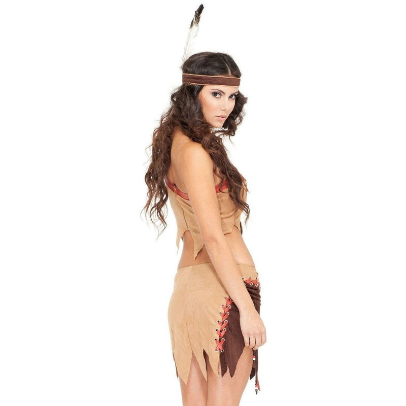 Chiefs choice Indian costume - Flirtywomen