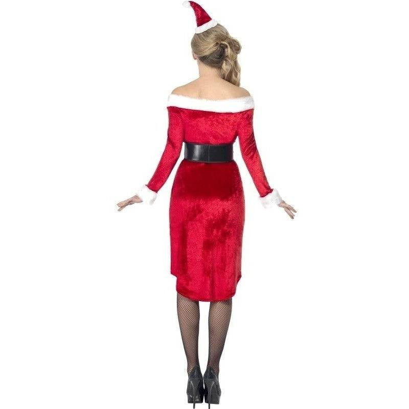 Christmas Babe Santa Dress - Christmas Babe Santa Dress
