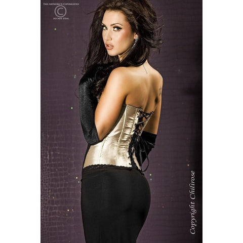 Luxury Corset with panty - Flirtywomen