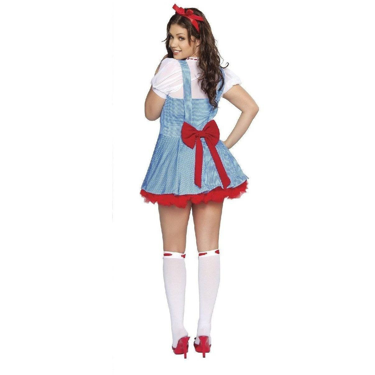 Dorothy Wizard of Oz costume - Flirtywomen