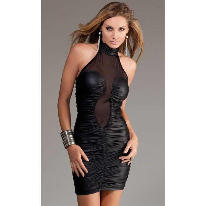 Dress - Matte Finish Dress