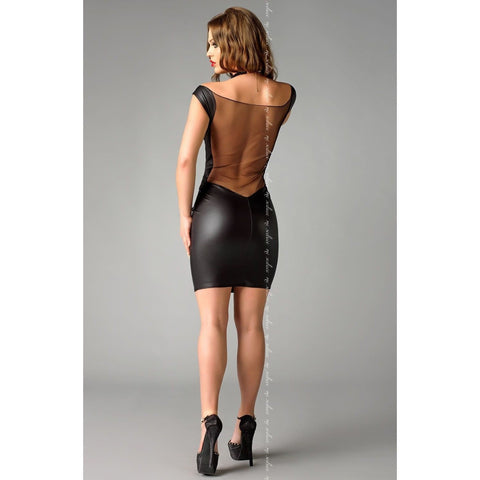 Stunning black party dress - Flirtywomen