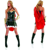 Gladiator inspired fancy dress costume - Flirtywomen