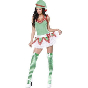 Elf Christmas Costume - Elf Christmas Costume
